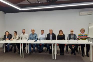 İzmir'de meslek örgütü ve baroların hedef alınmasına karşı ortak açıklama