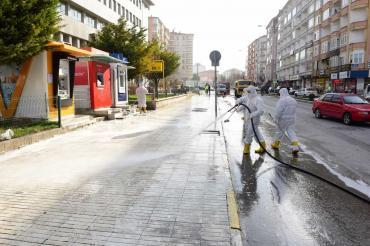 ÇMO İzmir Şube: Salgın sürecinde atık yönetimi yaşamsal öneme sahiptir