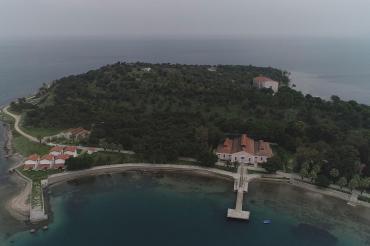 Koronavirüs salgını, Urla Karantina Adası'nı hatırlattı