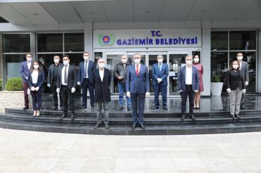 Genel-İş 2 No'lu Şube ile Gaziemir Belediyesi arasında TİS imzalandı