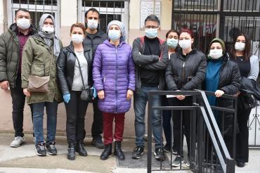 Aile sağlık merkezinde hemşireye saldıran kişi ifade sonrası serbest bırakıldı