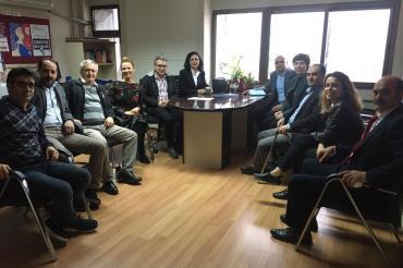 BES İzmir Şubesi: Karabağlar İŞKUR'da 4 personelin testi pozitif çıktı
