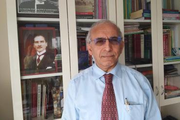 Korona Günlükleri, Prof. Dr. Ahmet Saltık'ı ağırlıyor