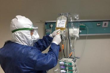 Denizli'de sağlık çalışanlarının 1 Mayıs talebi: Ücretsiz barınma ve ulaşım