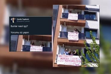 """""""Bunlar nasıl işçi?"""" diyen AKP'li Cemile Taşdemir'e işçiler yanıt verdi"""