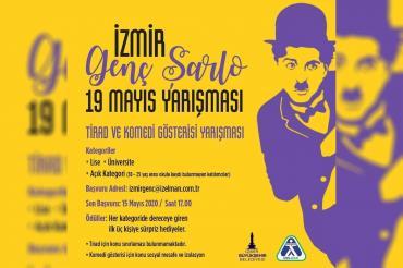 İzmir Büyükşehir Belediyesi 19 Mayıs tirad ve komedi gösterisi yarışması düzenliyor