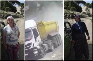 Aydın Çine'de Madran Dağı'nda maden talanı | Çepeçevre Yaşam