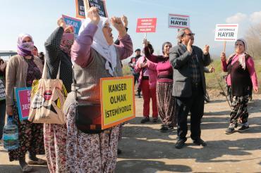CHP'li Tezcan, Aydın'da JES'lere direnen köylülere ceza verilmesine tepki gösterdi