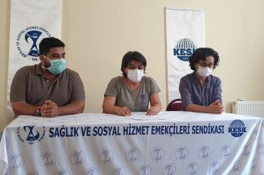 SES İzmir: DEÜ Hastanesindeki soruşturmalar derhal durdurulmalı