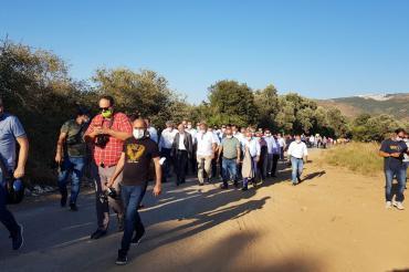 Yelki'de Go Kart pisti yapılmasına karşı tepkiler büyüyor