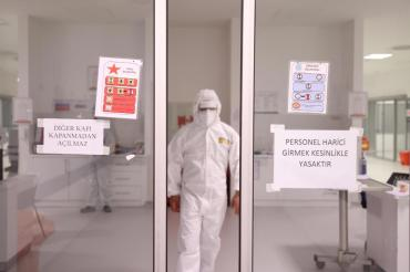 SES İzmir Şubesi: Salgın kontrolü imksansız hal aldı