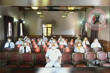 Denizli Tabip Odası: Kovid-19'un meslek hastalığı olarak kabul edilmesi zorunludur
