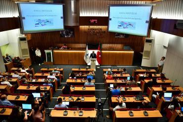 İzmir Büyükşehir Belediyesi eğitim ve sosyal yardıma 17,6 milyon lira kaynak ayırdı