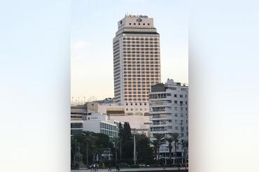 Hilton Oteli'nin ruhsatı var mı?