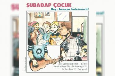 """Şubadap Çocuk """"Hey Buraya Baksanıza"""" isimli yeni albümünü yayınladı"""
