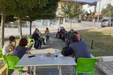Menemen'de uzaktan eğitim konuşuldu: 4 tedbirle yüz yüze eğitime geçilebilir
