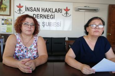 İHD İzmir Şubesi verilerine göre Ege bölgesinde son 4 ayda 27 kadın katledildi