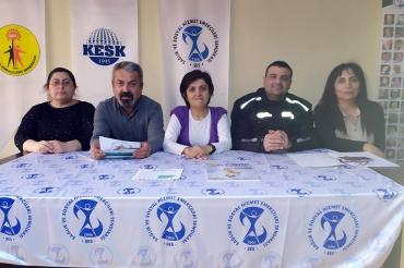 SES Manisa Şubesi: Celal Bayar Üniversitesi Hastanesi halkın sağlığını hiçe sayıyor