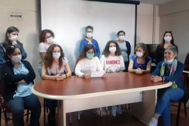 İzmir Kadın Platformu kadına yönelik şiddete karşı etkinlik planı açıkladı