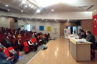 Deriteks İzmir Şubesi Olağan Genel Kurulunu gerçekleştirdi