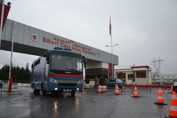 Silivri Cezaevine dair rapor: 15 koğuş karantinada, 107 kişi Kovid-19'a yakalandı