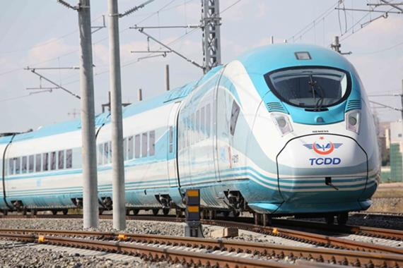 Kovid-19 tedbirleri nedeniyle ara verilen hızlı tren seferleri yeniden başlıyor
