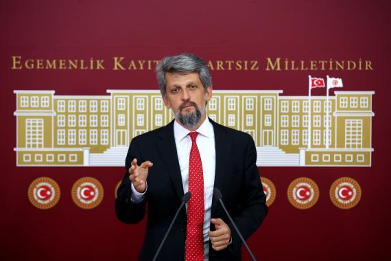 HDP Milletvekili Garo Paylan: Diyarbakır alarm noktasında, yoğun bakımlarda yer yok