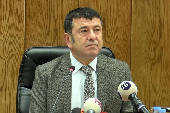 CHP Genel Başkan YardımcısıVeliAğbaba'nın Kovid-19 testi pozitif çıktı