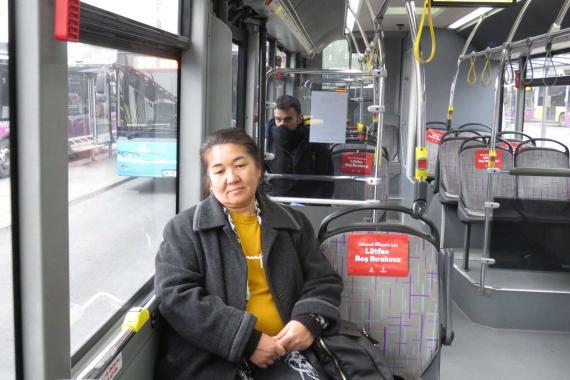 İçişleri Bakanlığı, toplu taşımada yüzde 50 yolcu taşıma sınırlamasını kaldırdı