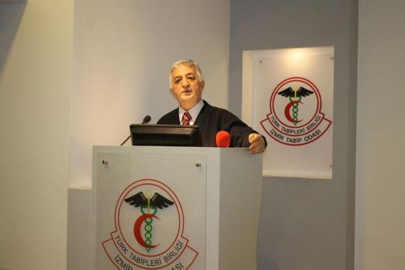 İzmir Tabip Odası Başkanı Çamlı: Şehir hastaneleri pandemiyle mücadelede çözüm değil