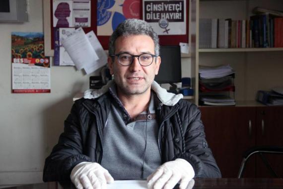 İSİG sözcüsü Mustafa Güven: Zorunlu olmayan üretim durdurulsun