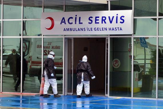 Ankara Tabip Odası: Ankara'da günlük Kovid-19 vakası 1000'e yaklaştı, hastaneler dolu