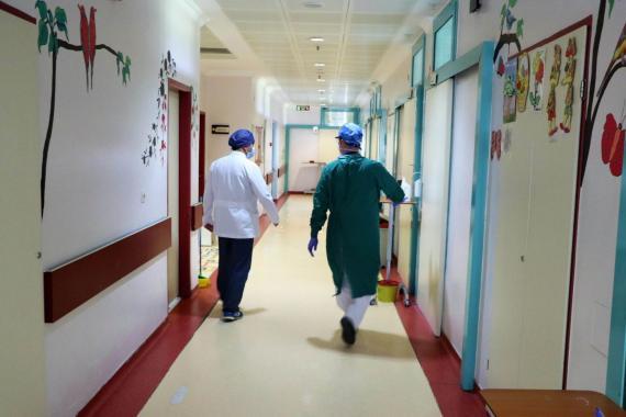 SES Şişli Şube: Sağlık çalışanlarının test yaptırması engellenemez