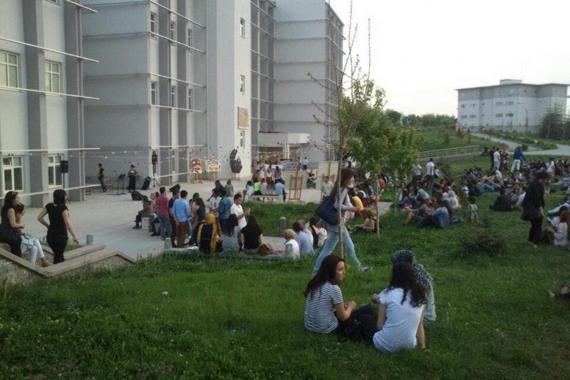 Hacettepe Üniversitesi öğrencileri: Bizleri riske atmayacak önlemler alınmalı