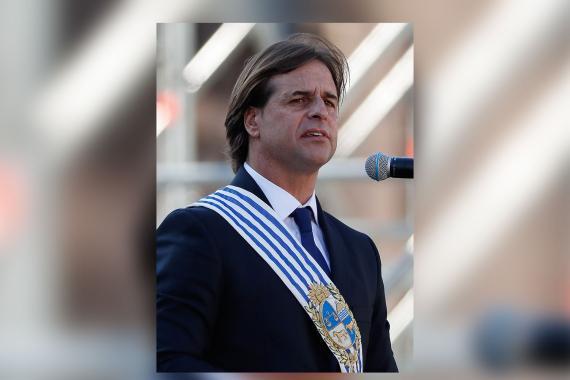 Uruguay Devlet Başkanı Luis Lacalle Pou karantinaya girdi