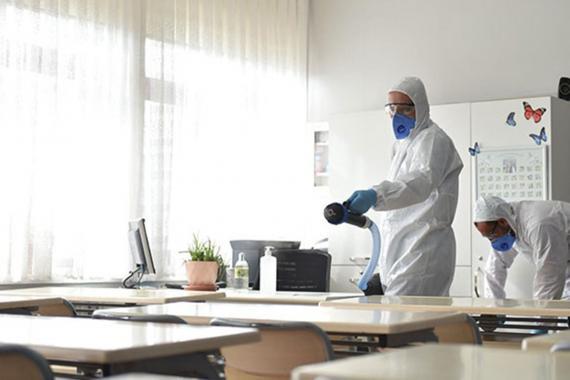 Okullarda alınması gereken koronavirüs önlemleri açıklandı