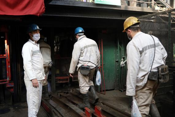 TTK Armutçuk Müessesesinde 2 işçide daha Kovid-19 tespit edildi, 70 işçi karantinada