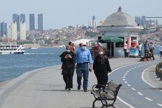 Sivas'ta 65 yaş üstüne sokağa çıkma kısıtlaması ertelendi