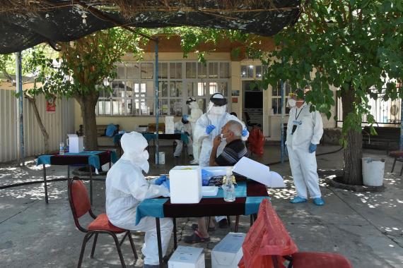 Türkiye genelinde 8 Temmuz Çarşamba günü koronavirüs tedbirleri denetimi yapılacak