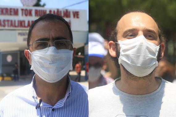 Adana'da Kovid-19 vakaları artıyor: Salgın değil, algı yönetililiyor