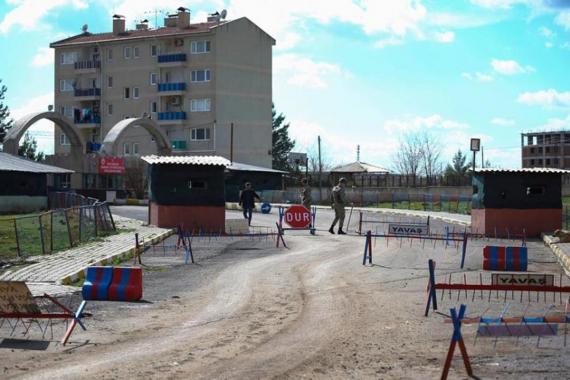 Diyarbakır Cezaevinde kalan 3 tutukluda Kovid-19 tespit edildi
