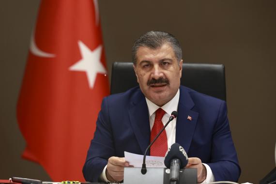 Temaslı kişilerin pozitif vakaya dönüşme oranları Türkiye genelinde  1,3 kat arttı