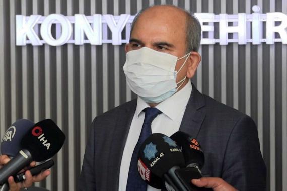 Konya İl Sağlık Müdürü: Salgın bu hızda giderse bir şehir hastanesi daha olsa yetmez