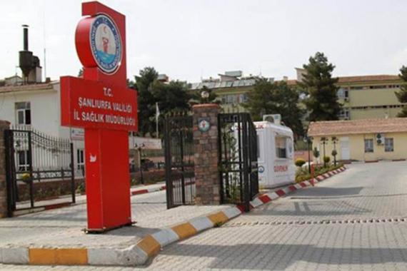 Urfa İl Sağlık Müdürlüğü: Test kitleri arızalı olduğu için aksama yaşandı