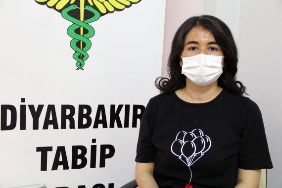 Diyarbakır Tabip Odası: Koruyucu malzemeler ücretsiz dağıtılsın, yaygın test yapılsın