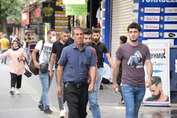 Diyarbakır'da temaslı kişilerin pozitif vakaya dönüşme oranında artış söz konusu