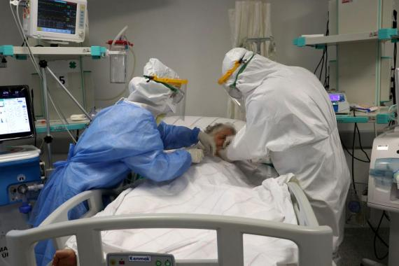 Sağlık emekçileri Çorum hakkında uyardı: Kentin yarısı Kovid-19'lu