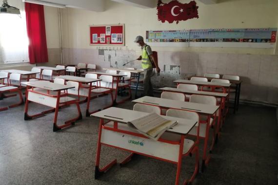 MEB'den fotoğraf çekim taleplerine dair açıklama: Okul binalarına kimse alınamayacak