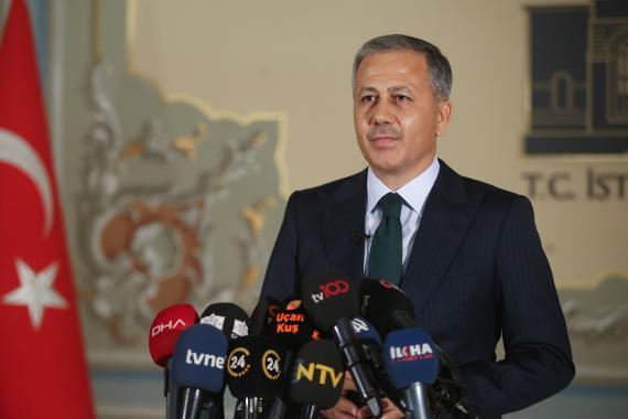 """İstanbul Valisi Ali Yerlikaya, """"kademeli mesai"""" uygulamasının detaylarını açıkladı"""