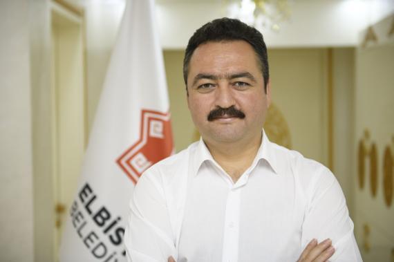 Elbistan Belediye Başkanı Mehmet Gürbüz'ün Kovid-19 testi pozitif çıktı